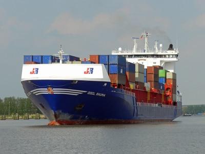 Schadstoffausstoß von Schiffen