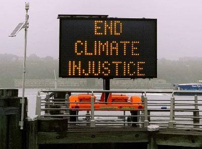 nationalisten leugnen die klimakrise