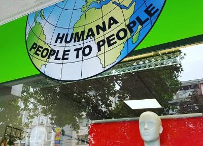 ökologische Effekt von Second-Hand-Shopping